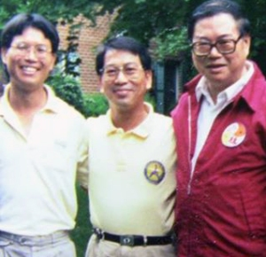 Ho Tsong-Yuan (何聰源),Yang Fengshi (楊逢時) Dr. Steve L. Sun